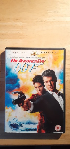 die Another Day 007