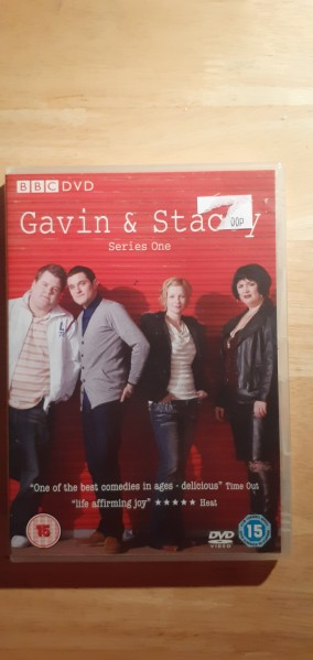 Gavin and Stacey series 1 and series 3
